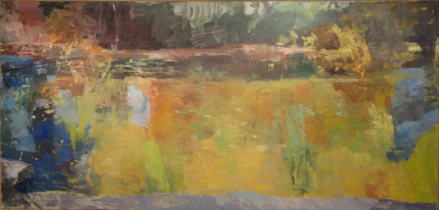 , 'October Stream,' 2003, David Richard Gallery