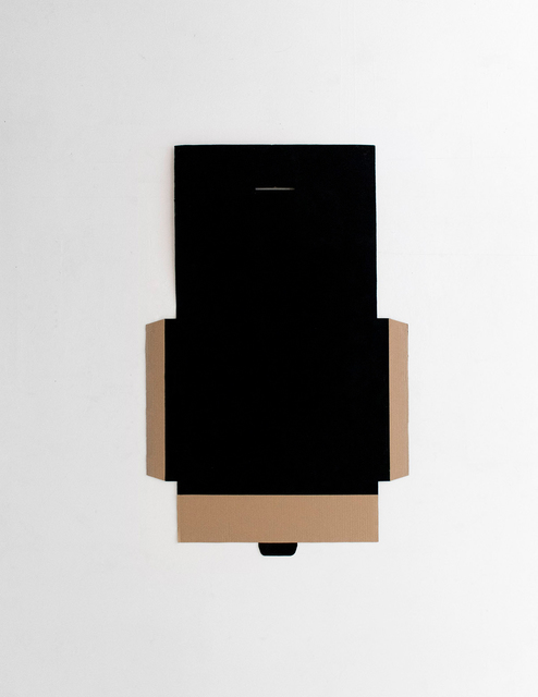 , 'untitled, black hole series,' 2019, Galeria Raquel Arnaud