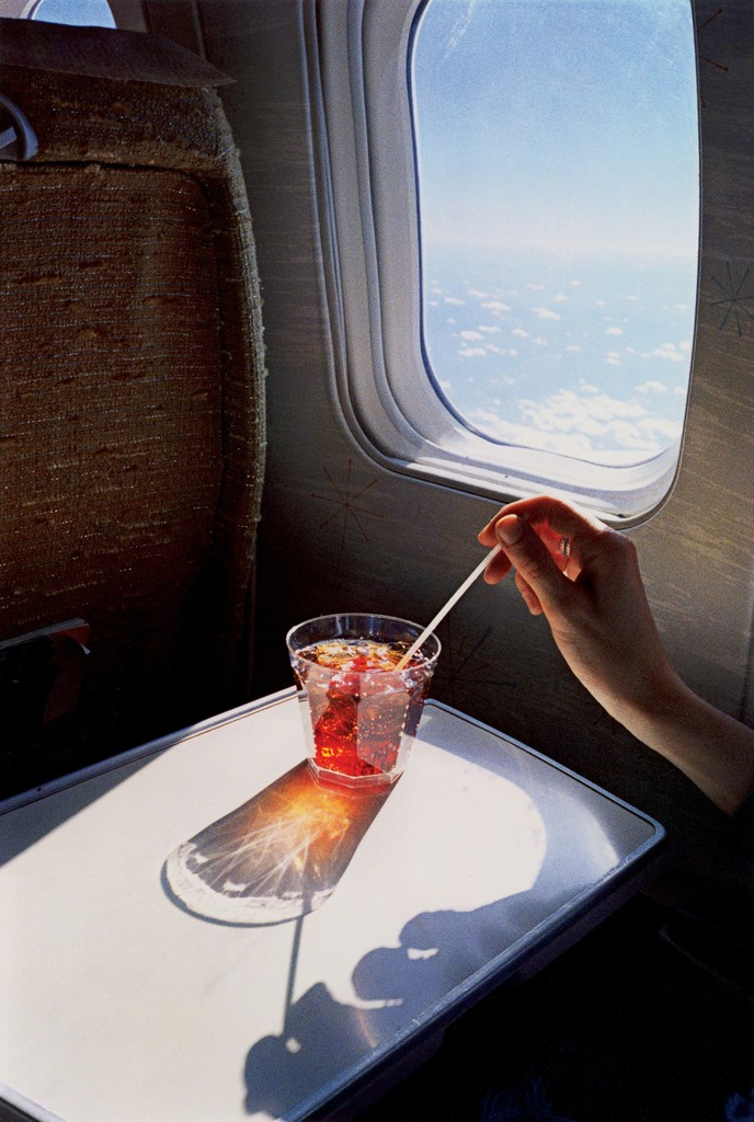 William Eggleston, En Route to New Orleans, 1971–1974, from the series Los Alamos, 1965–1974 © Eggleston Artistic Trust / Courtesy David Zwirner, New York/London