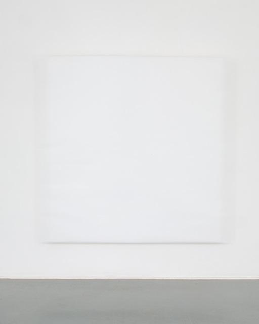 , 'White Square,' 2015, Fonti