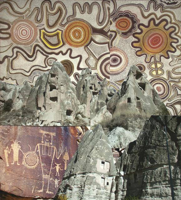 , 'Tribal Habitat,' 2013, Walter Wickiser Gallery