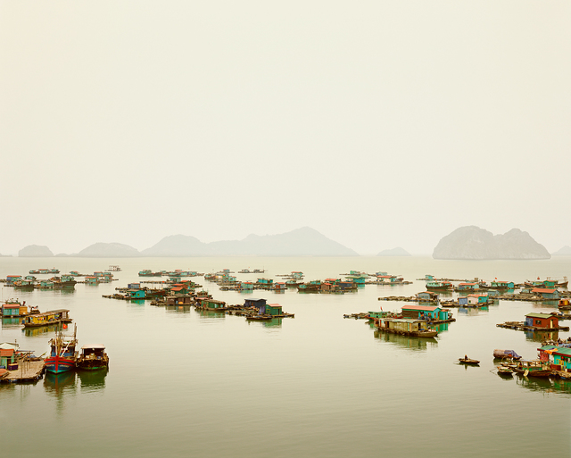 , 'Floating Village Vietnam,' , CYNTHIA-REEVES