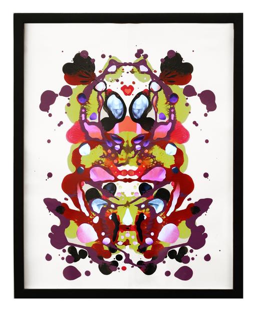Tony Oursler, 'M·}age', 2019, Dep Art Gallery