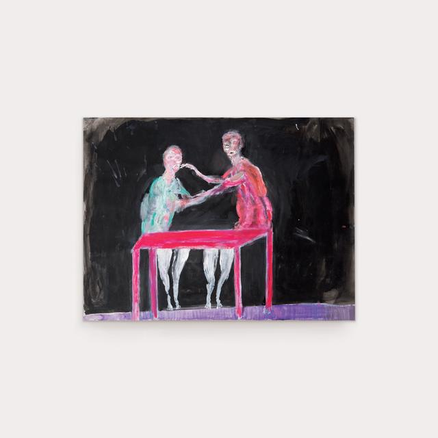 , 'Ventriloquist,' , Anima-Mundi