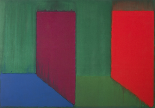 , '7.11.66,' 1966, Pace Gallery