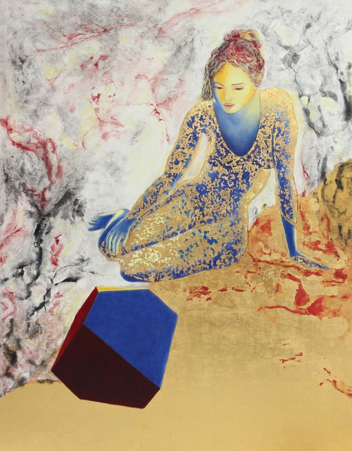 , 'Homage to Dürer, MelancholiaI, Magnum Opus,' 2013, Walter Wickiser Gallery