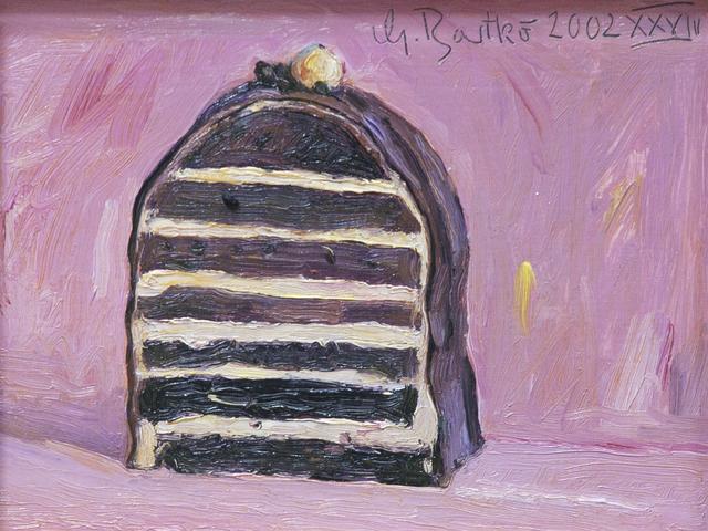 , 'Budapest Pastry XXVIII,' 2002, Imlay Gallery