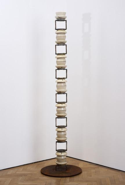 , 'Totem Pole,' 2014, Vigo Gallery
