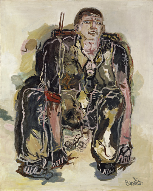 , 'The Modern Painter,' 1965, Städel Museum