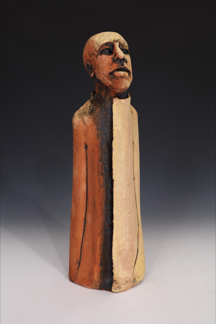 , 'Man Waiting I,' , West Branch Gallery