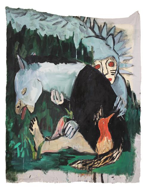 , 'Cavalo/Horse,' 2015, Tyburn Gallery