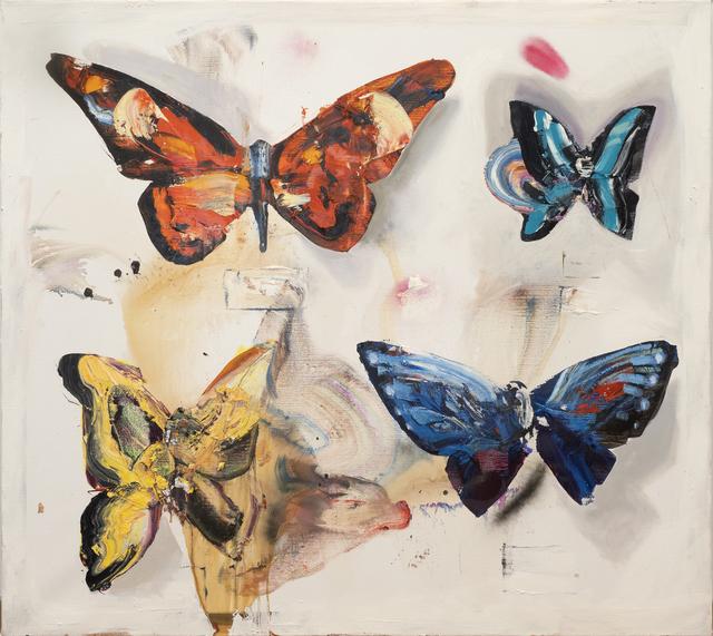 Viljami Heinonen, 'Collector', 2020, Painting, Oil on canvas, MAKASIINI CONTEMPORARY
