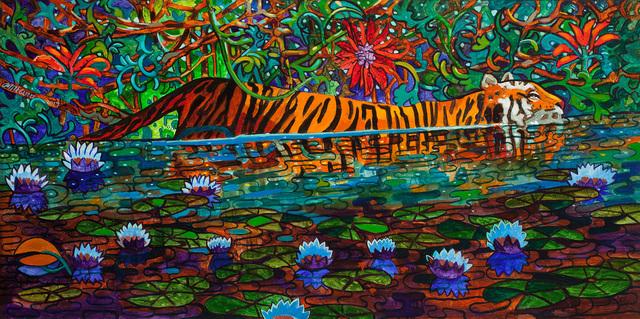 , 'Sumatra,' 2017, Linda Hodges Gallery
