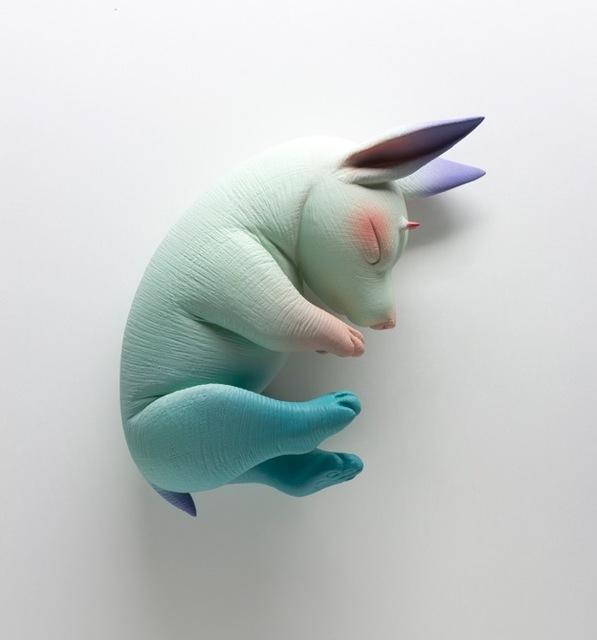 """, 'Chikkoi Warrior - REM sleep"""",' 2019, Haven Gallery"""