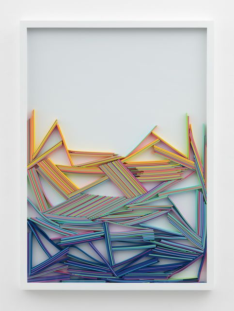 Lionel Estève, 'Chemical Landscape from China', 2018, Perrotin