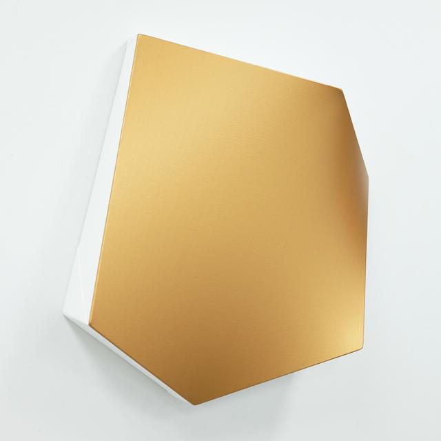 , 'Copper Gold - Torqued Series,' 2019, ARTITLEDcontemporary