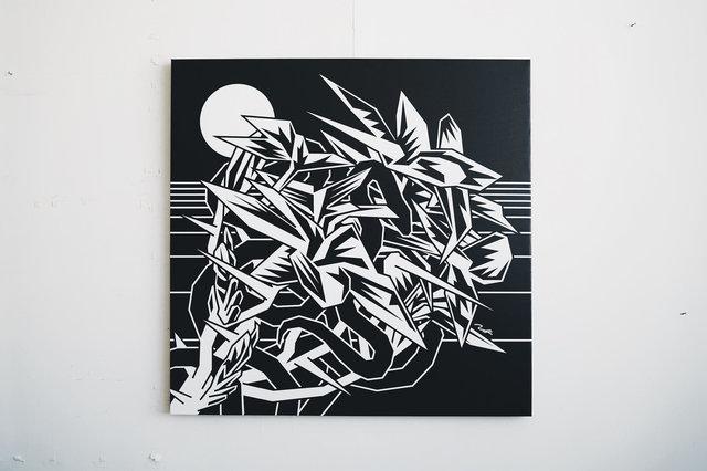 , 'Black Mamba Cocoon,' 2015, Marie Baldwin Gallery
