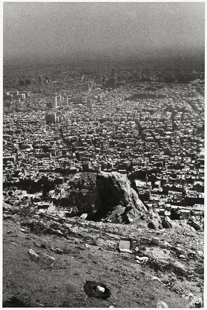 Paulo Nozolino, 'Noon, Damascus ', 1994, Galerie Les filles du calvaire