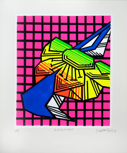, 'Kanzashi,' 1973, Ronin Gallery