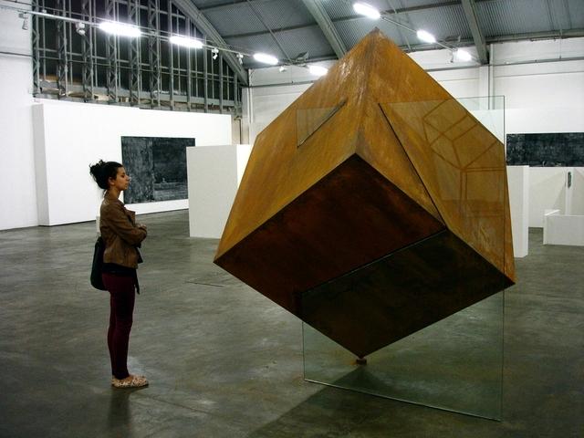 , 'Linha de Terra,' 2013, Baró Galeria