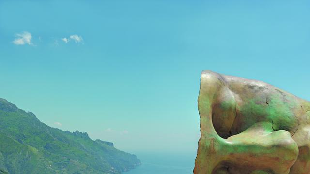 , 'The Dream Of The Greek (Amalfi Coast),' 2014, Maddox Gallery