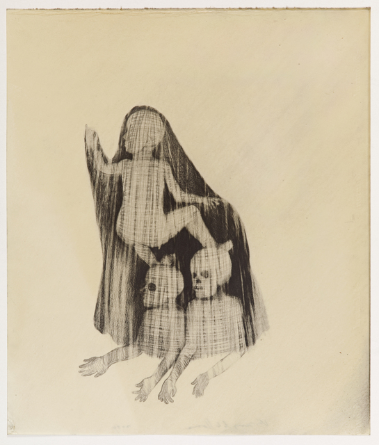 , 'Juego de fantasmas,' 2014, Hopstreet
