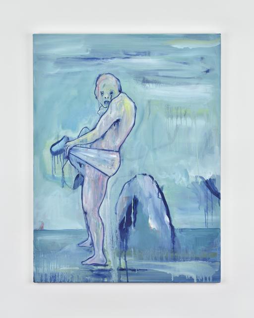 , 'Roc,' 2017, Galerie Thomas Bernard