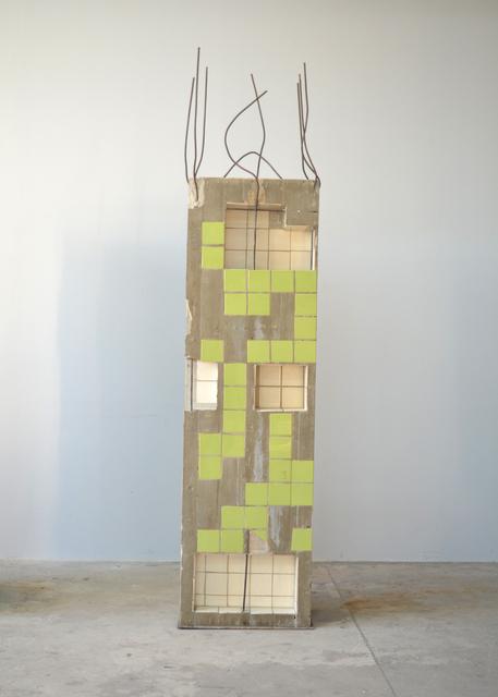 , 'Tetris,' 2014, Sfeir-Semler