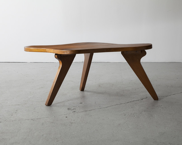 , 'Organically shaped side table,' 1950s, R & Company