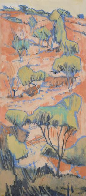 , 'Vertical Weribee Gorge ,' 2016, Charles Nodrum Gallery