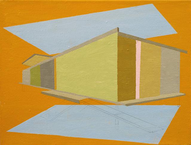 , 'Estudio arquitectónico III,' , Lux Perpetua Art Centre
