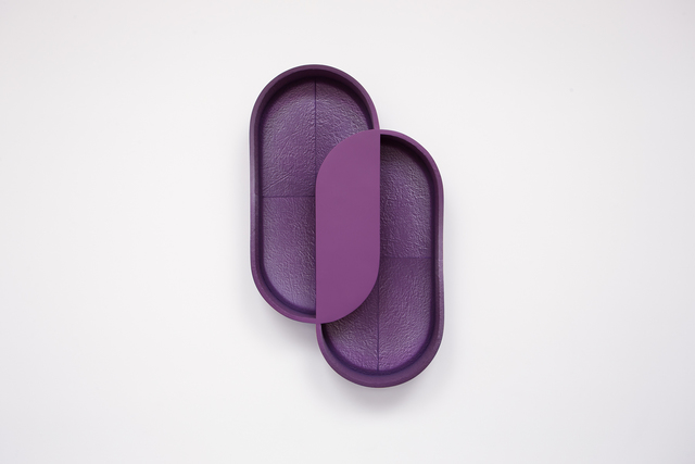 , 'Cocktail (Purple),' 2018, VARIOUS SMALL FIRES