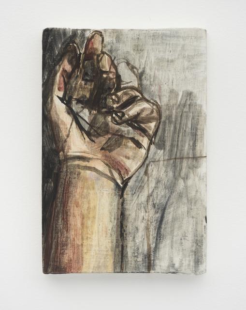 , 'Mão [Hand],' 2016, Casa Triângulo