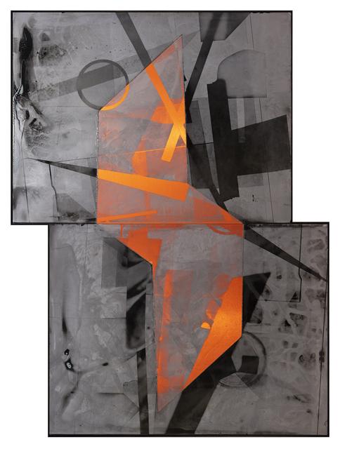 , 'Fermata #18,' 2018, Bartley + Company Art