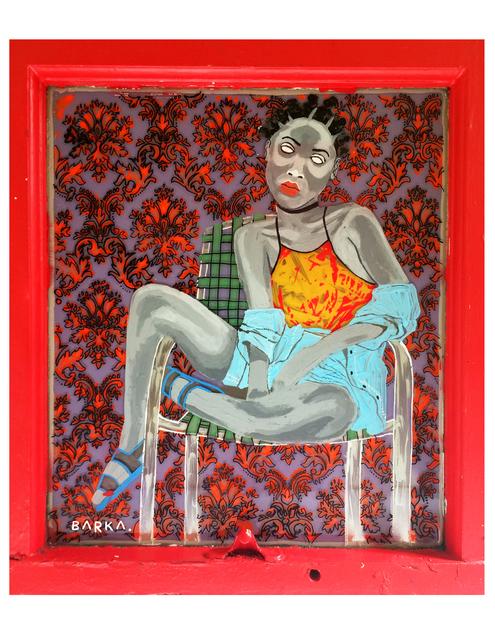 , 'Daddy's Girl,' 2016, Galerie Mikael Andersen