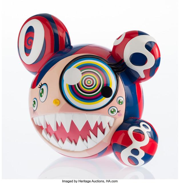 Takashi Murakami, 'Mr. Dob (Red) (Original Edition)', 2016, Heritage Auctions