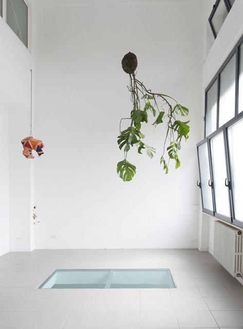 , 'HangingLava,' 2014, The Gallery Apart