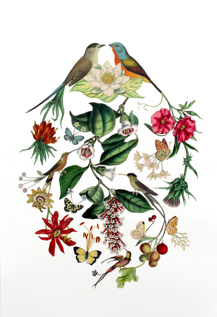 , 'April Lovebirds #2,' 2017, Sunne Savage Gallery