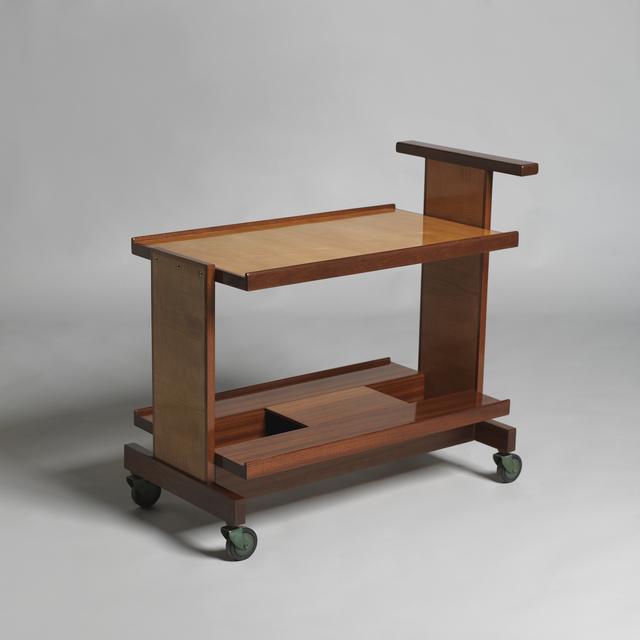 , 'Trolley,' ca. 1957, Galerie Alain Marcelpoil