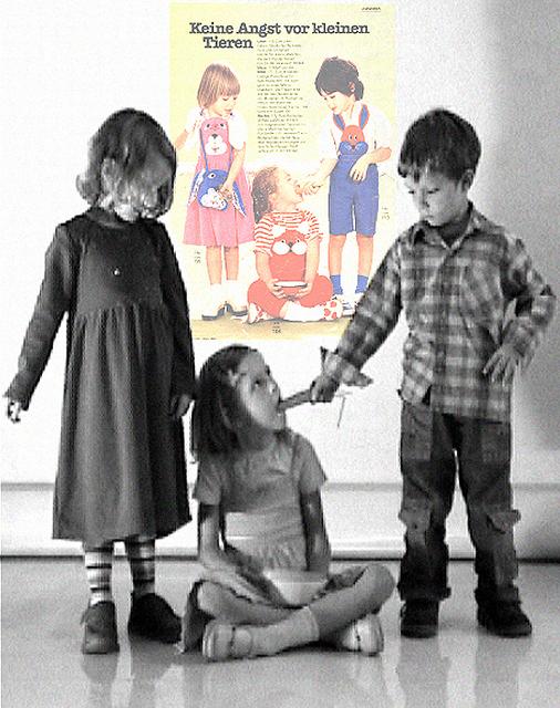 Dejan Kaludjerović, 'Keine Angst von kleinen Tieren', 2004, Galerie Michaela Stock