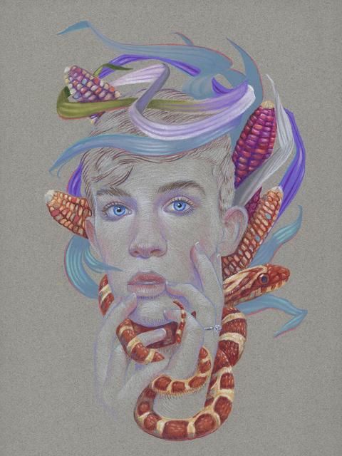 , 'Mother Popcorn,' 2019, Elizabeth Houston Gallery