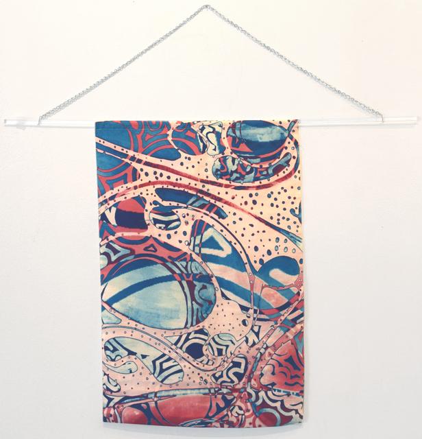 , 'Bleach Textile,' 2017, Fountain House Gallery
