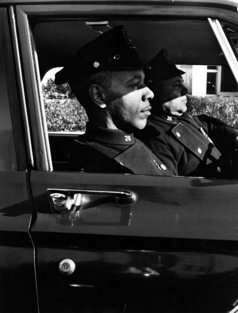 Evelyn Hofer, 'The Cops, New York', 1964, ROSEGALLERY