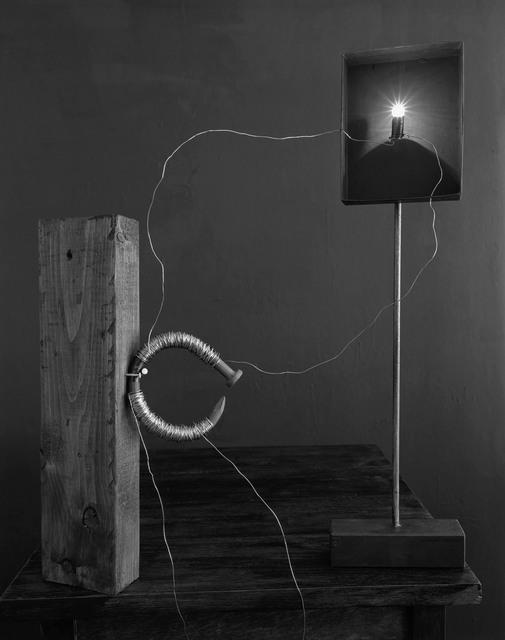 , 'Faraday's Transformer,' 2012, Damiani