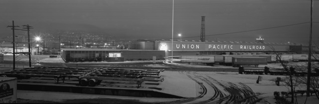 , 'Union Pacific Yard and Office, Portland, Oregon,' 1996, Rosier Gallery