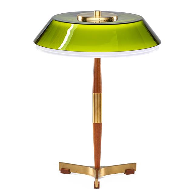 Jo Hammerborg, 'President table lamp', Rago