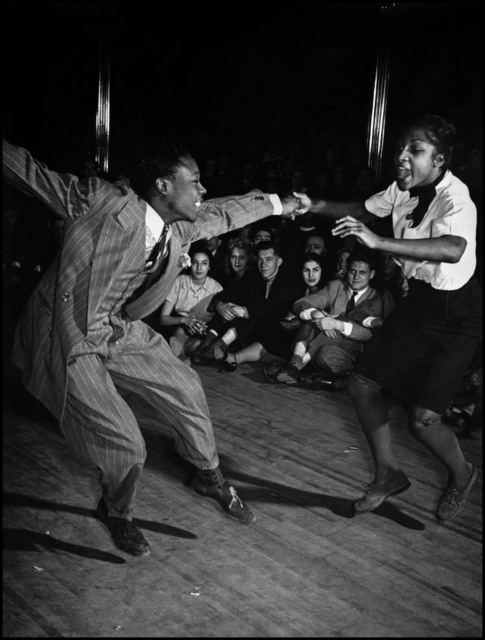 , 'Savoy Ballroom in Harlem, New York City.,' 1950, Magnum Photos