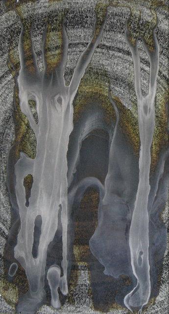 , 'Wash, sketch no. 1,' 2017, Seraphin Gallery