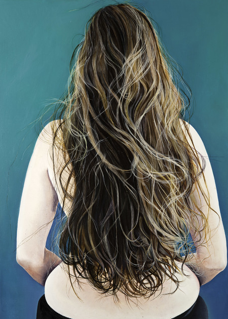 , 'Long Hair,' 2016, Flowers