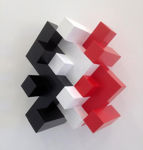, 'Cluster DNA 2016:2,' 2016, Charles Nodrum Gallery